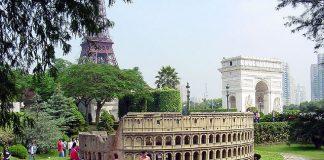 10 figyelemre méltó miniatűr város