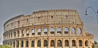 10 híres római amfiteátrum