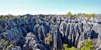 10 lenyűgöző természetes sziklaképződmény