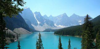 10 gyönyörű színű tó