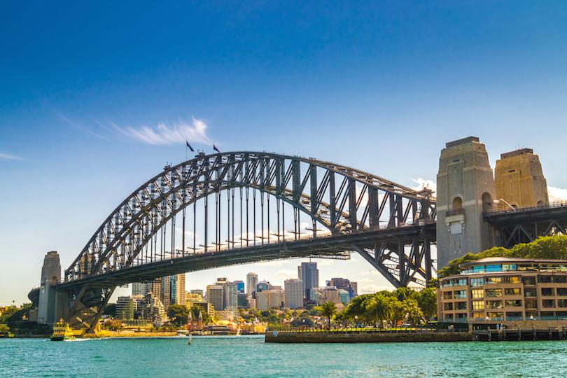 Sydney-i Kikötő Híd