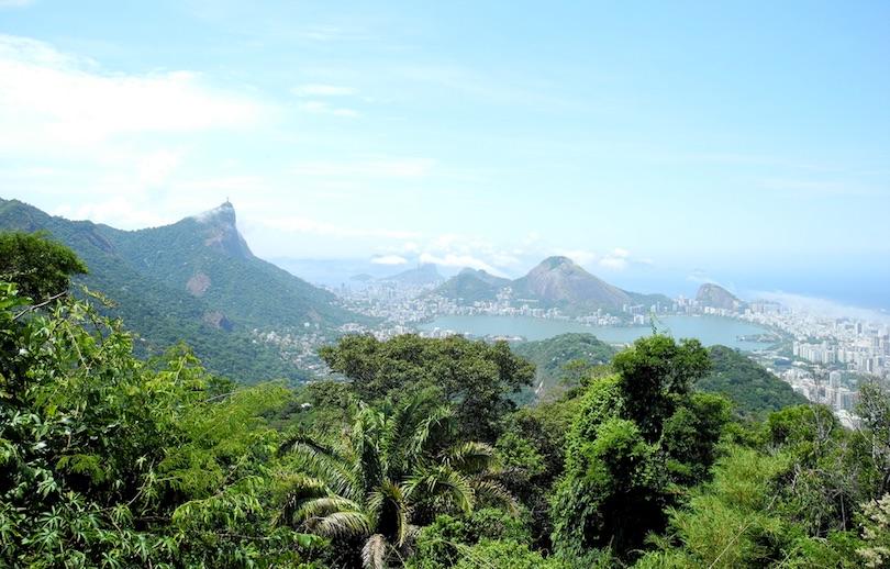 Tijuca Nemzeti Park