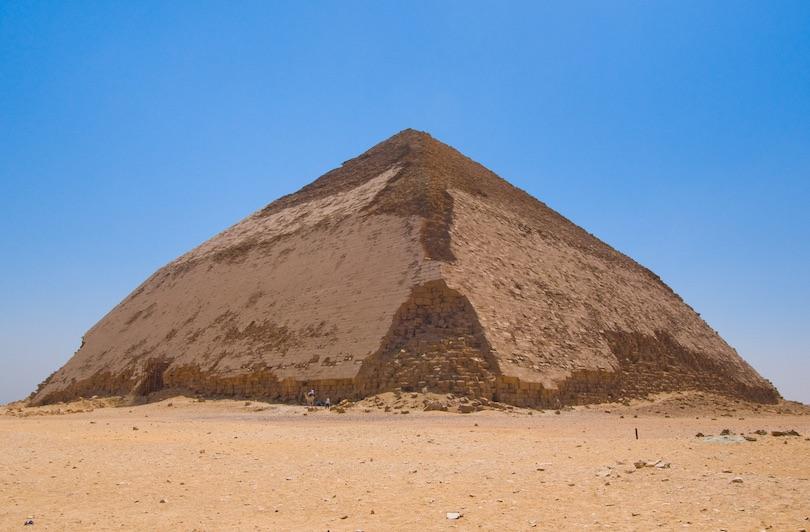 Tört falú piramis (Bent Pyramid)