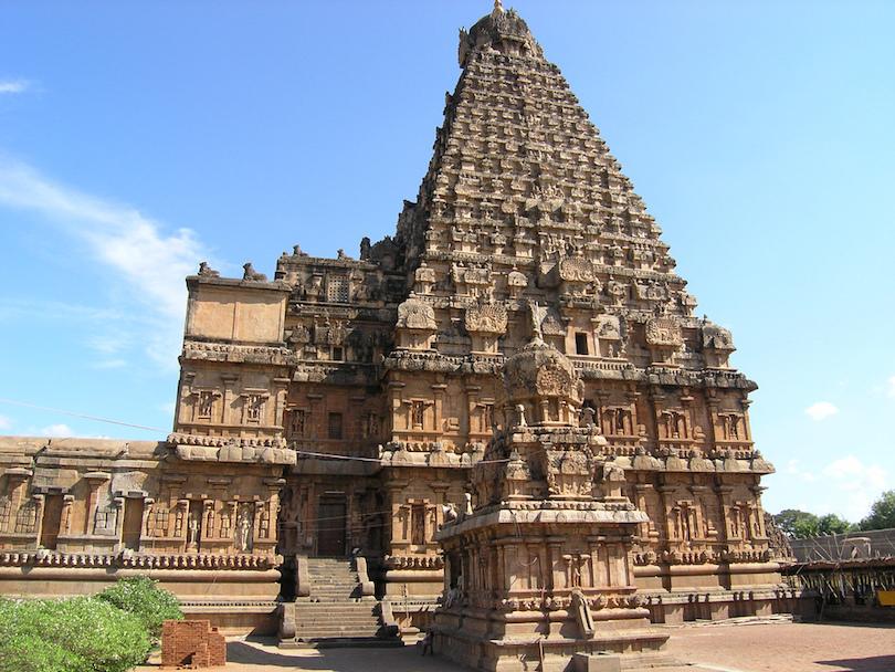 Brihadeeswarar templom