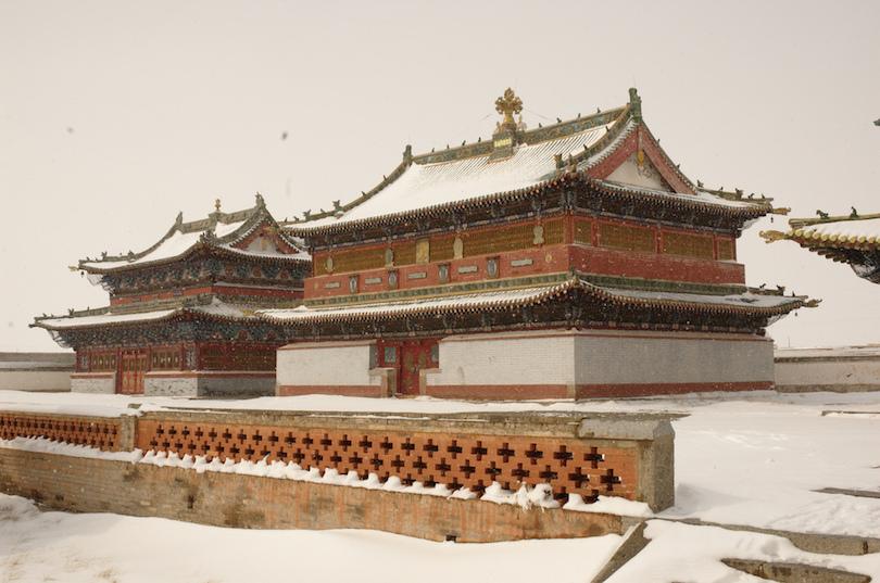 Erdene Zuu kolostor