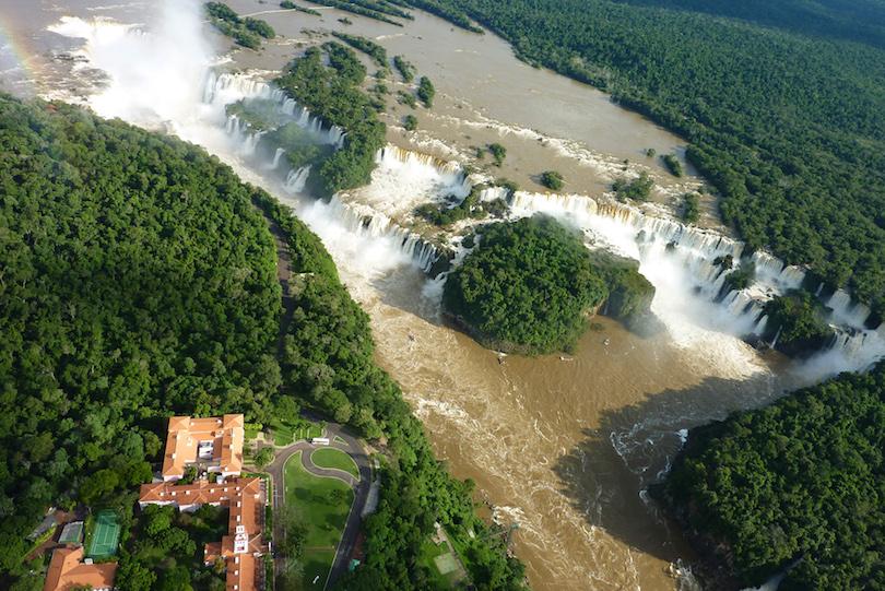 Iguazú-vízesés