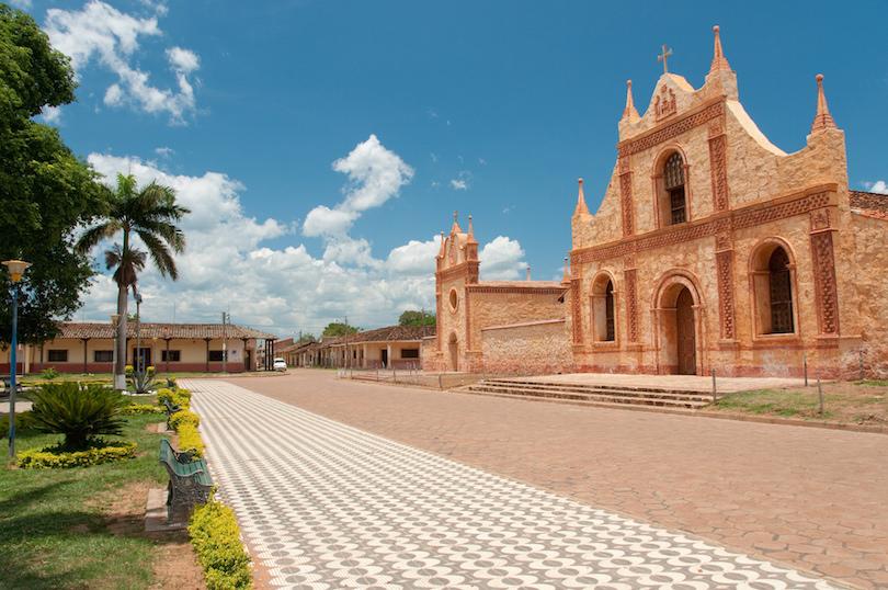 Jesuit Missions of Chiquitos (Chiquitos jezsuita misszió)
