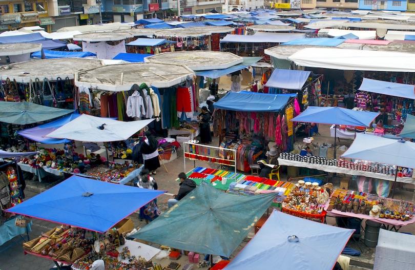Otavalo piac