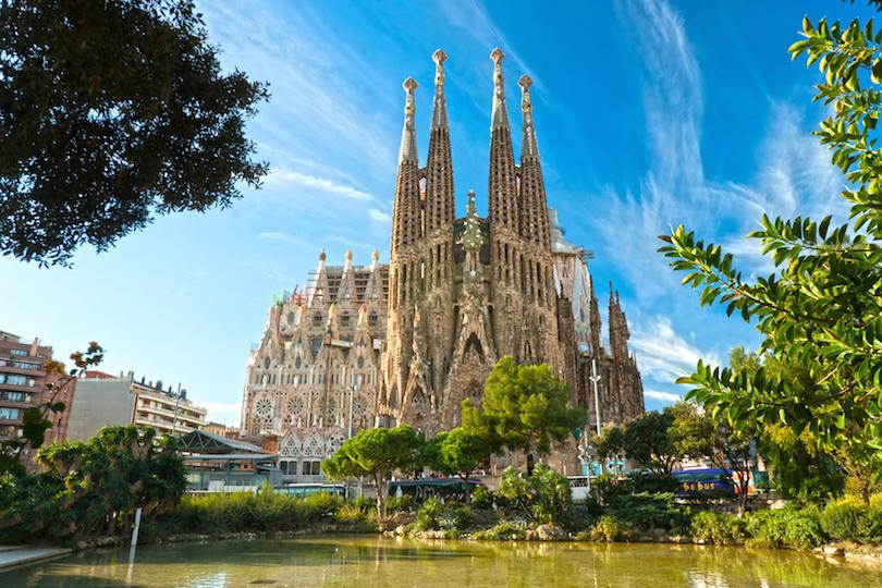 Szent Család-templom (Sagrada Familia)