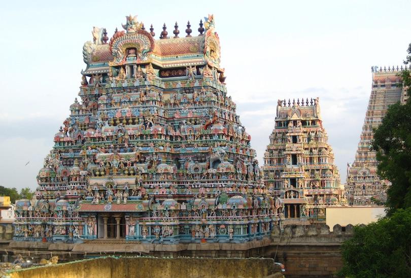 Sri Ranganathaswamy (Szrírangami templomkomplexum)