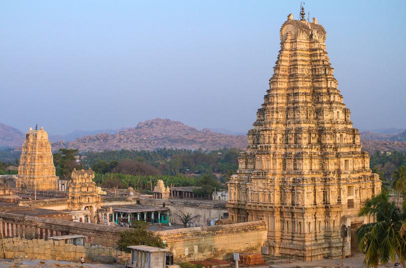 Virupaksha templom