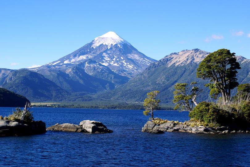Lanín-vulkán