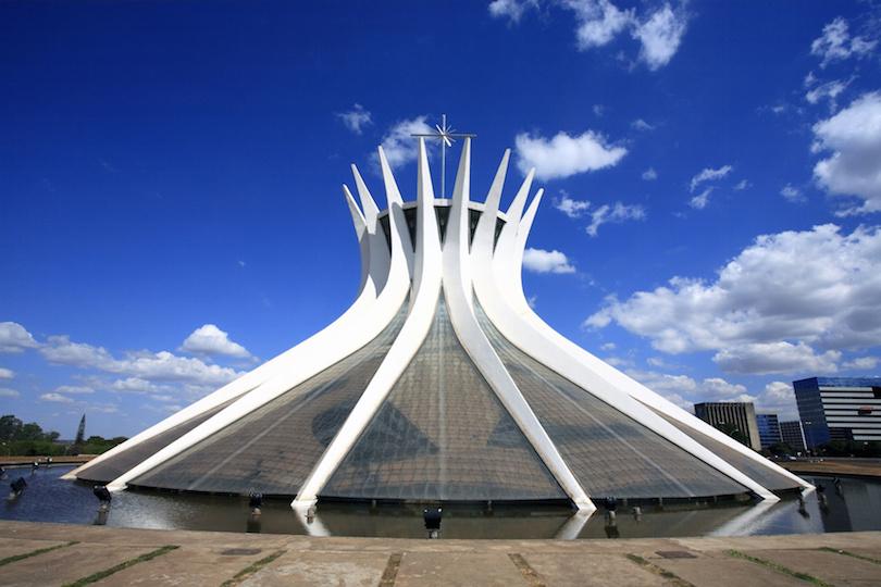 Brasília Katedrális (Catedral Metropolitana Nossa Senhora Aparecida)
