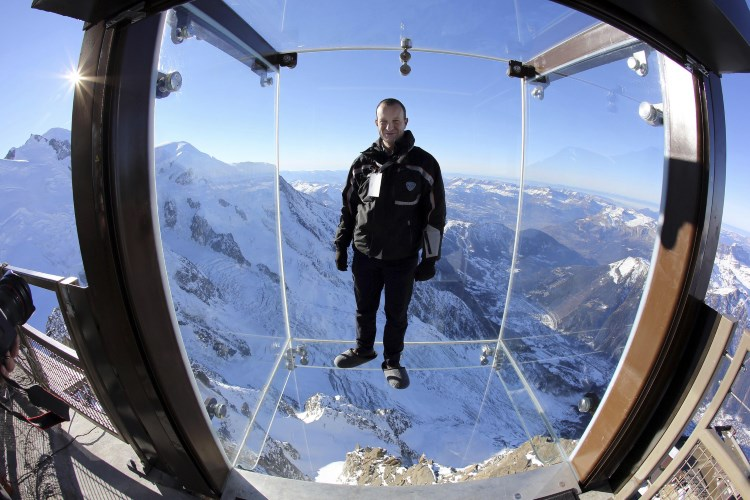 Chamonix Skywalk