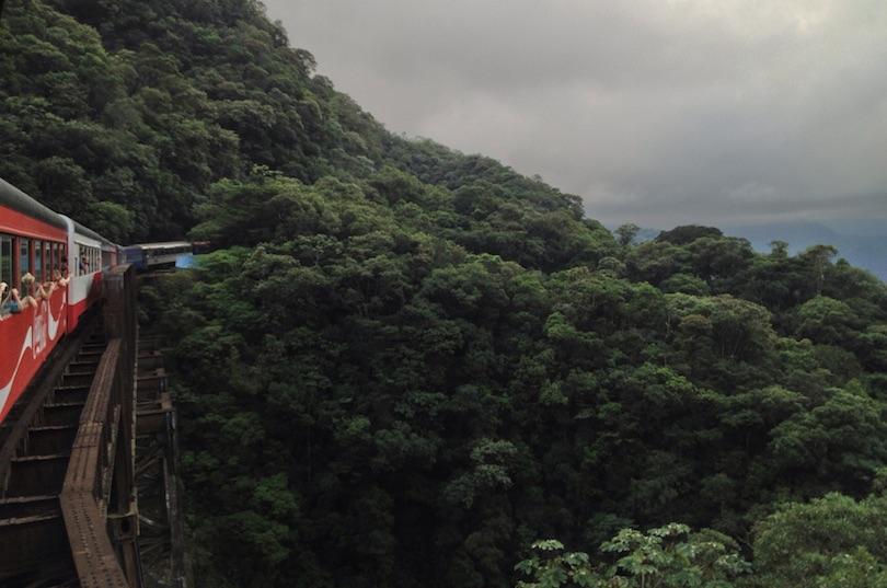 Curitiba-Paranagua vasútvonal