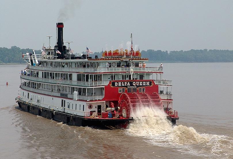 Mississippi hajókirándulás