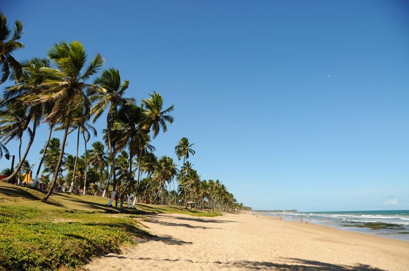 Salvador strandjai