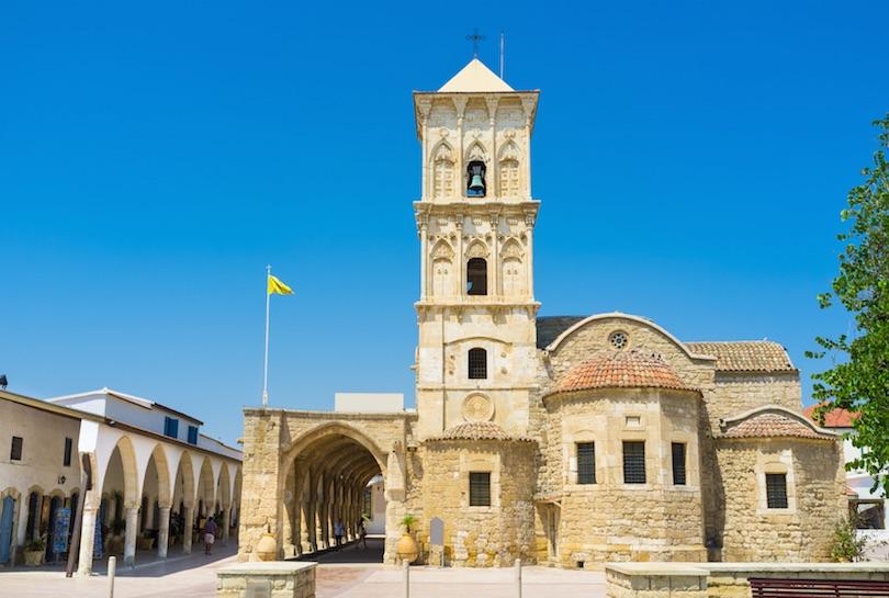 Agios Lazaros templom