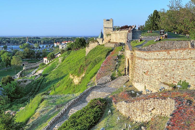 Belgrád erődítménye