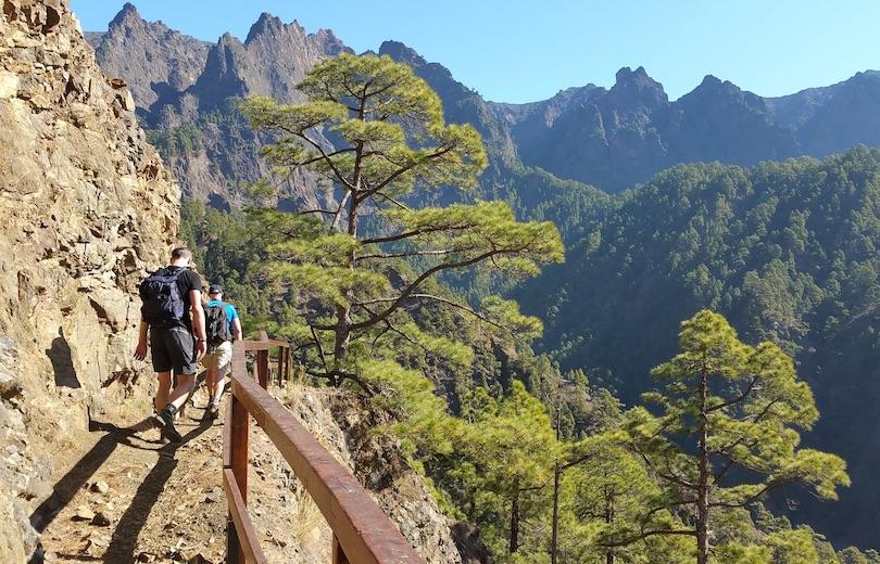 Caldera de Taburiente Nemzeti Park
