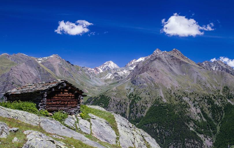 Gran Paradiso Nemzeti Park