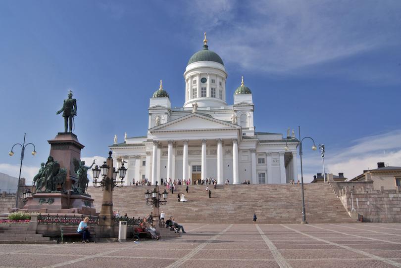 Helsinki székesegyház