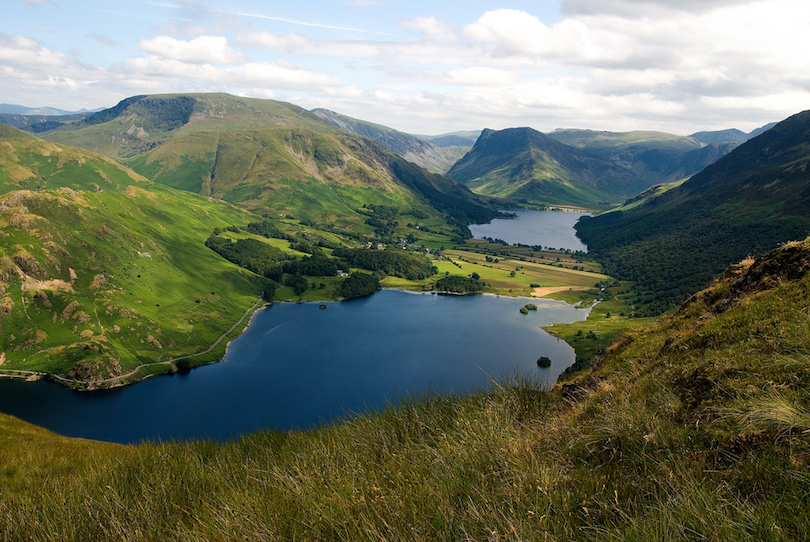 Lake District, azaz az angliai Tóvidék