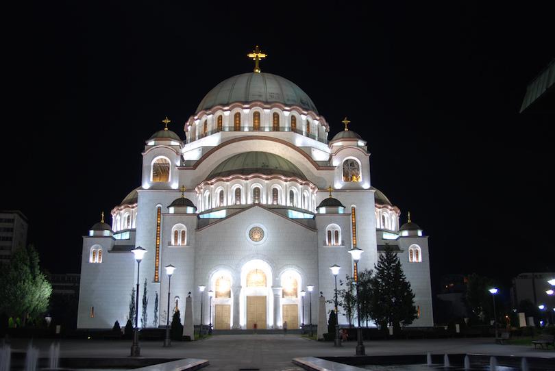Szent Száva-templom