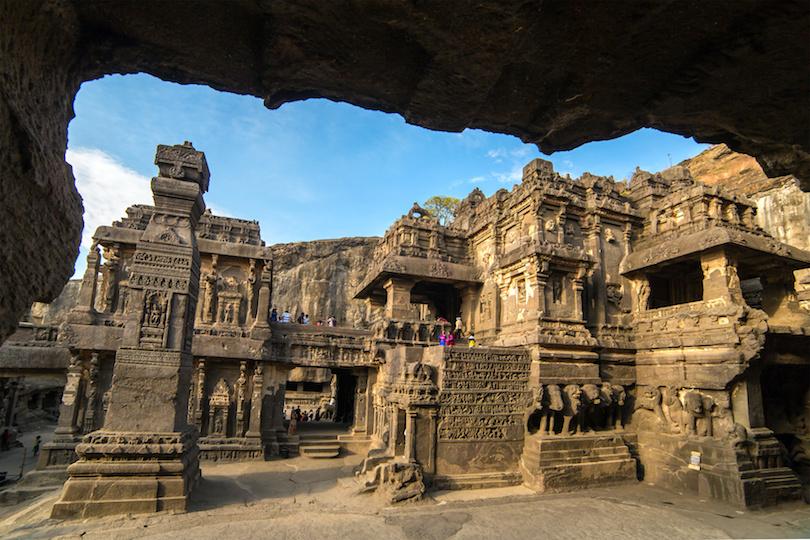 Ellórai- és Adzsantai-barlangok