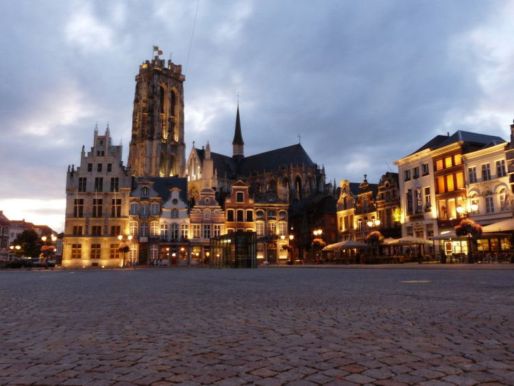 Grote Markt tér, Mechelen