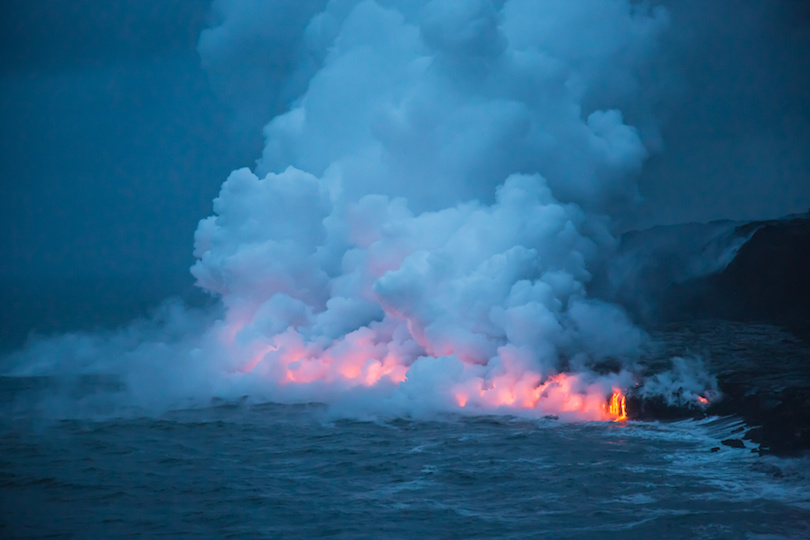 Hawaii Vulkánok Nemzeti Park