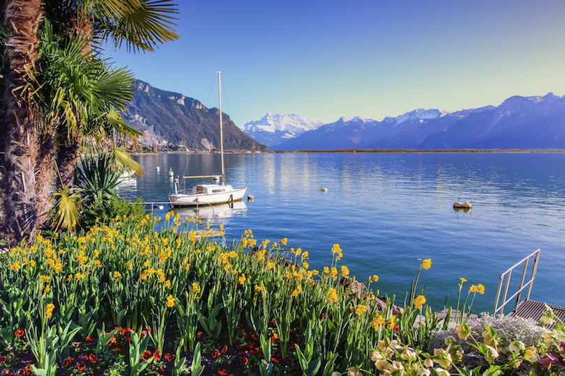 A Genfi-tó