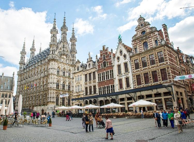 Leuveni Városháza
