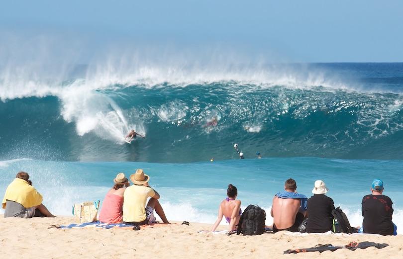 Oahu északi partja