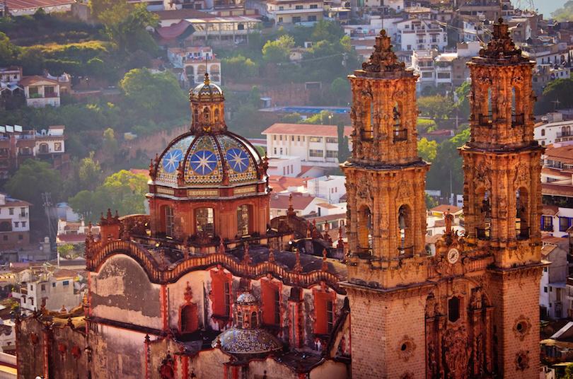 Santa Prisca Templom (Taxco)