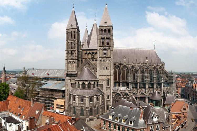 A tournai-i Notre Dame-katedrális