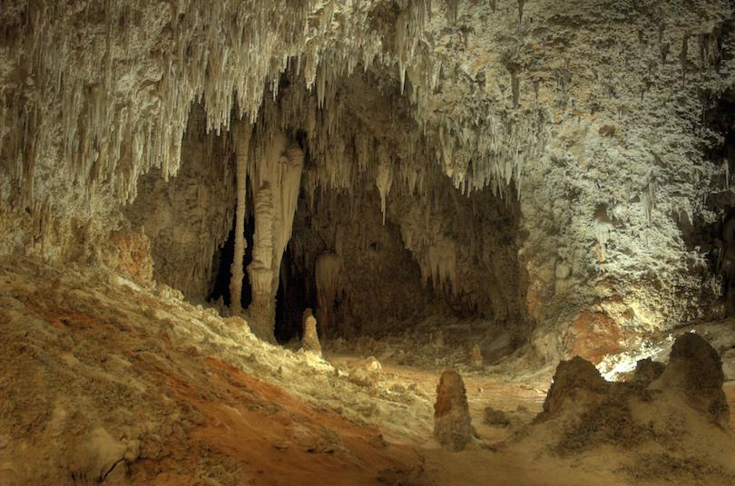 Carlsbad Caverns (Carlsbad-barlangok)