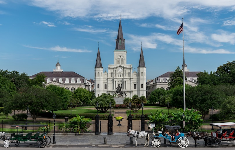 New Orleans Francia Negyede
