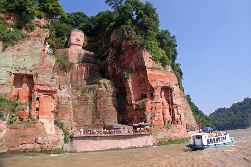 Leshani óriás Buddha