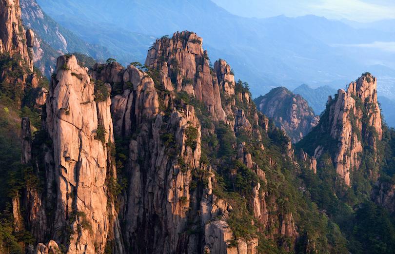 Huang-San, vagyis a Huang-hegy