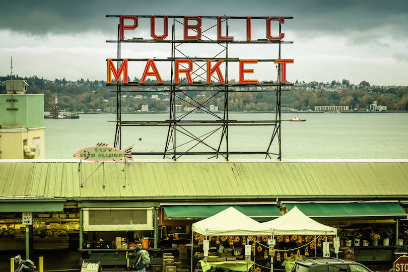 Pike Place piac