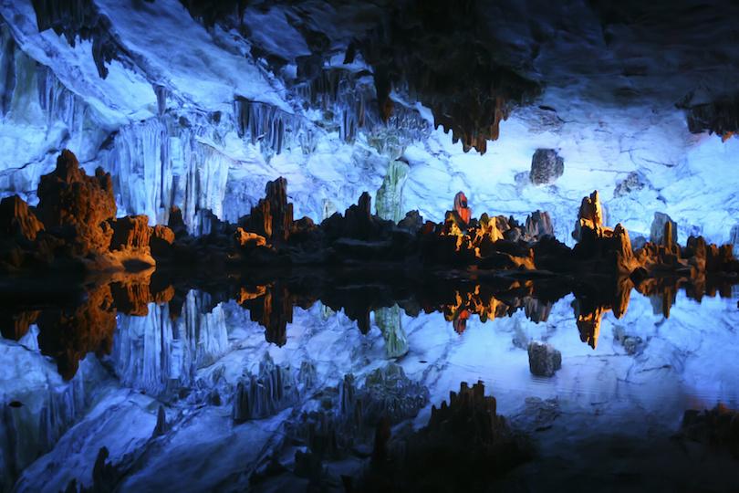 Nádfuvola barlang