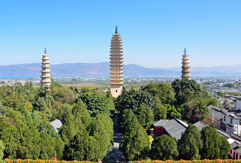 A Három Pagoda