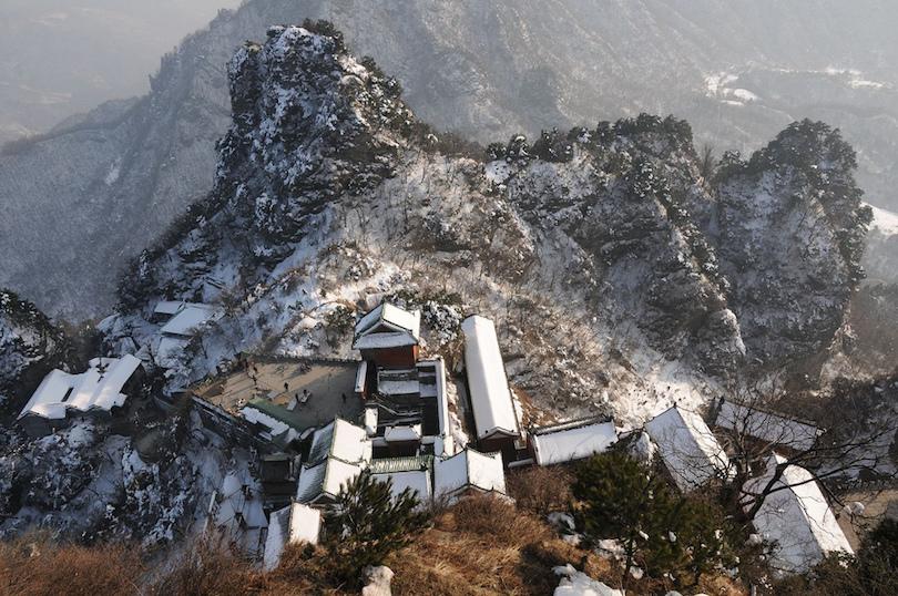 Wudang-hegység