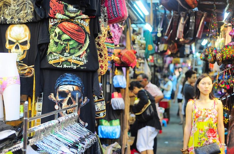 Chatuchak hétvégi piaca