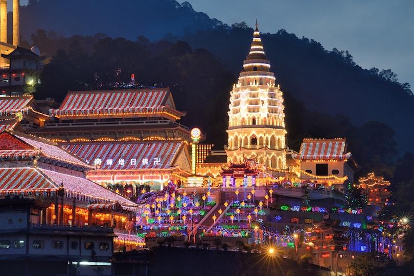 Kek Lok Si templom