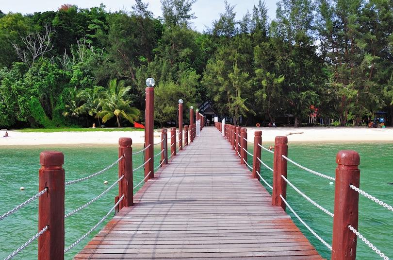 Manukan-sziget