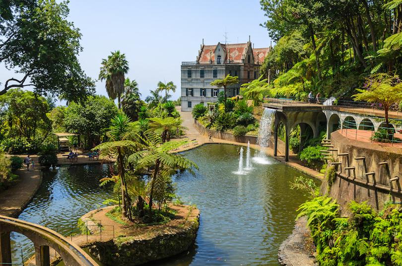 Jardim do Monte Palace