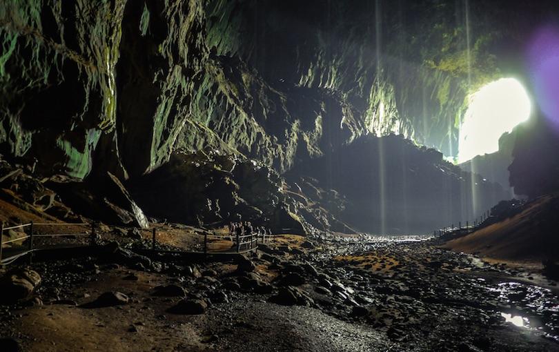 Mulu barlangok