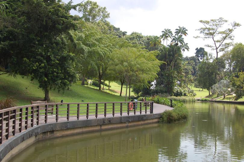 Szingapúr Botanikus Kertjei